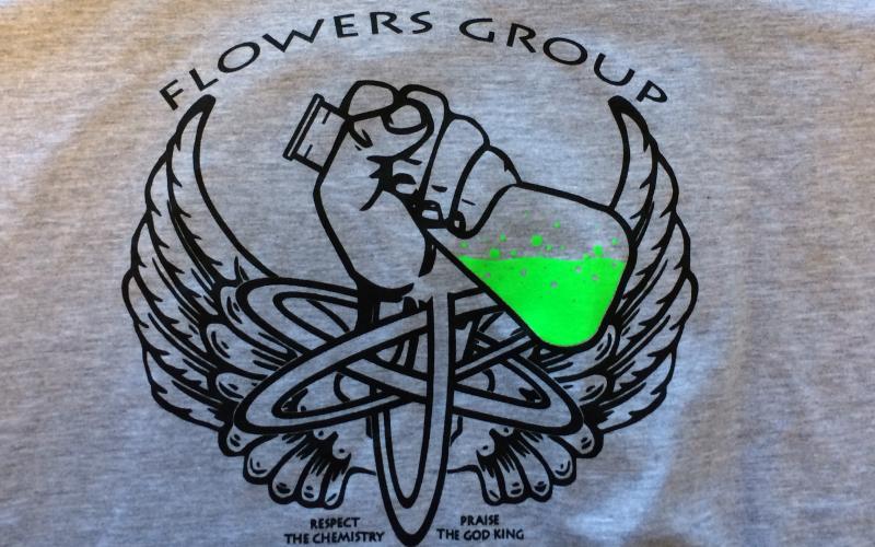 New group T-shirt design