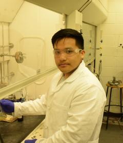 Andres Vazquez-Lopez Flowers Lab Lehigh University